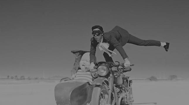 TOP Doom Dada Motorbike